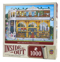 B&T Brewing Company Inside Out Jigsaw Puzzle