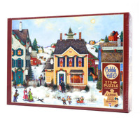 Christmas Town Puzzle