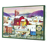 Winter Neighbors 1000-Piece Jigsaw Puzzle