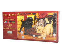 Tee Time (300 large piece Jigsaw Puzzle)