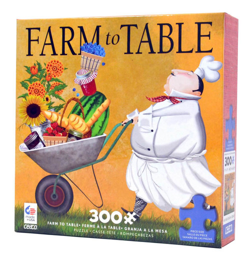 Farm to Table - Tracy Flickinger