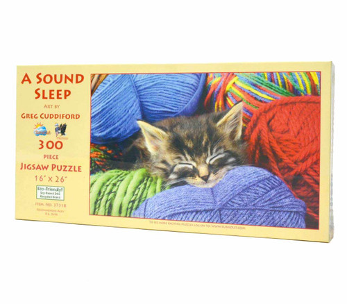 A Sound Sleep Large Piece Puzzle