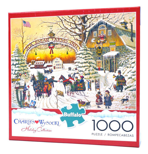 A Christmas Greeting Puzzle