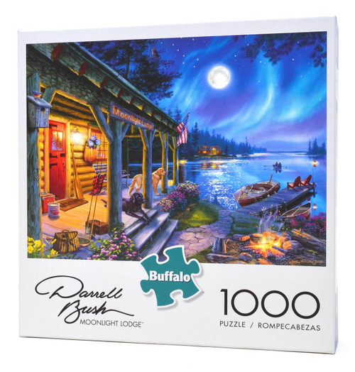 Twilight's Calm 1000-Piece Jigsaw Puzzle
