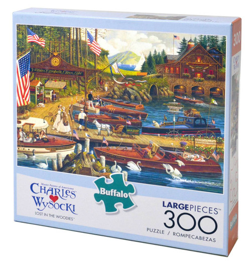 Lost in the Woodies (300-piece)
