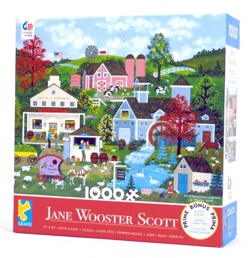 Sweet Corn and Summer Dreams Puzzle