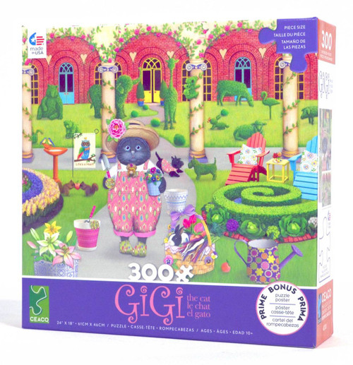 The Gardener Jigsaw Puzzle