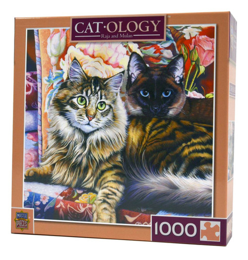 Raja and Mulan Catology Puzzle