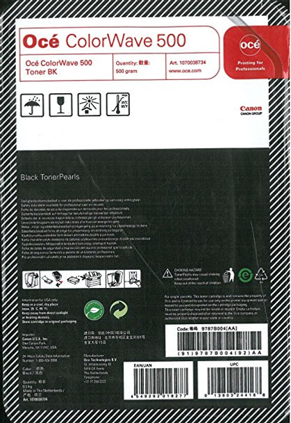 Oce Canon Colorwave 500 Black