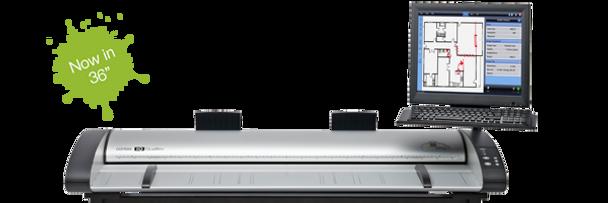 """Contex IQ Quattro 44"""" MFP Bundle Scanner"""