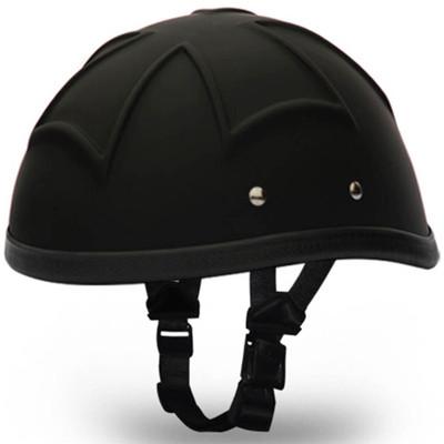 3D Iron Cross Novelty Helmet   Novelty Helmets by Daytona - XS S M L XL 2XL