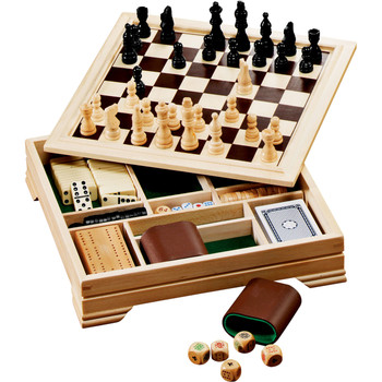 Lifestyle 7-in-1 Desktop Game Set | Hardgoods.ca