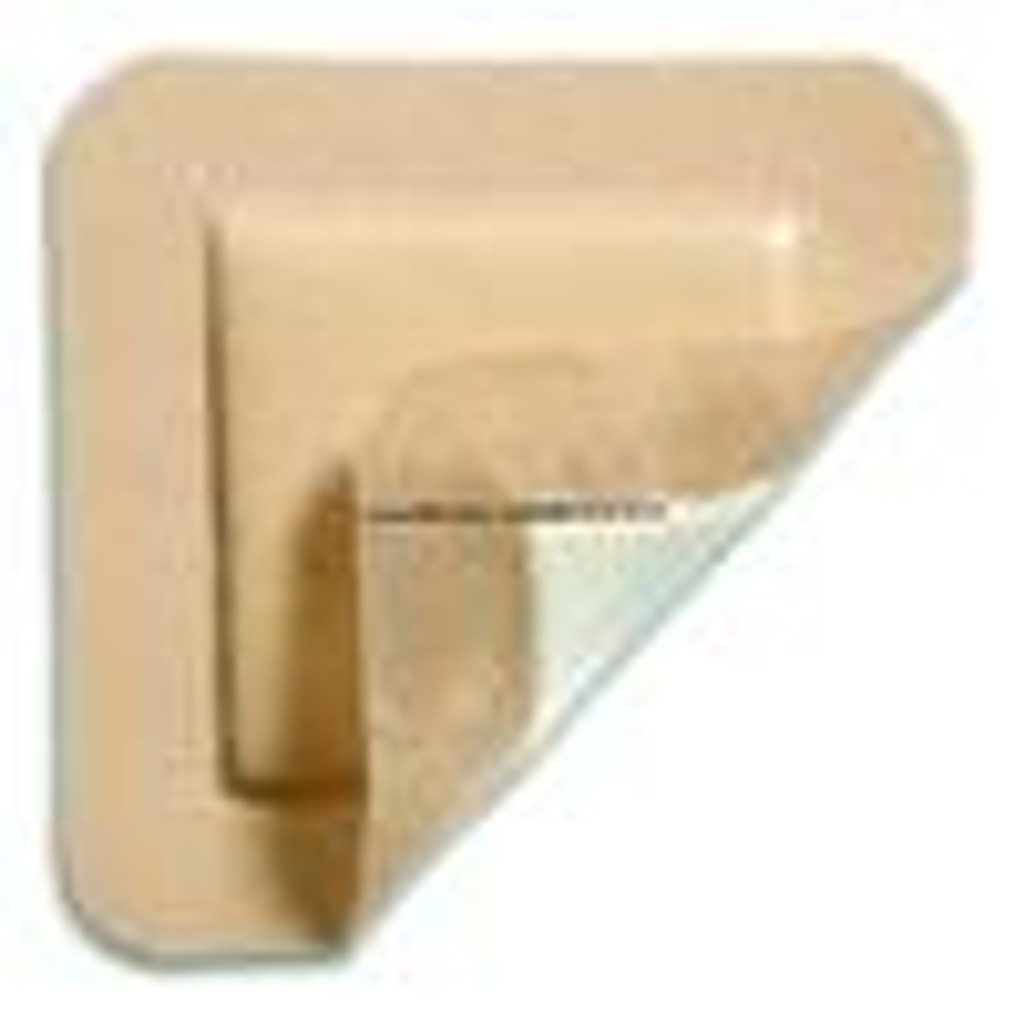 "INV Mepilex Border Self-Adherent Absorbent Foam Dressing - Size 3 x 3"" - Box of 5"