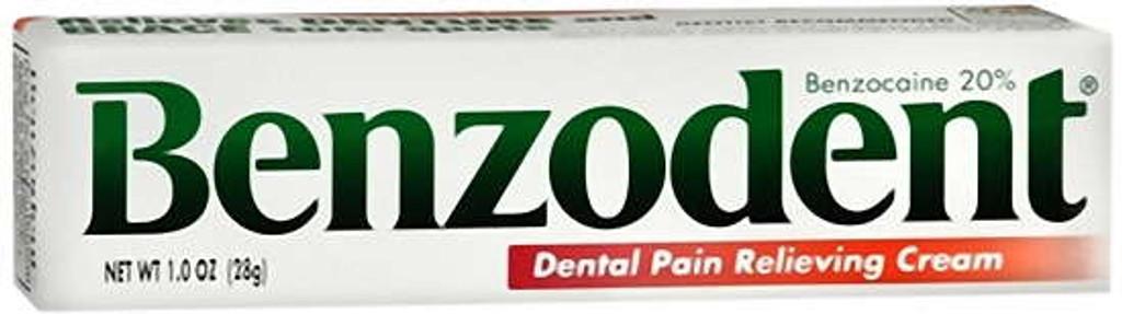 Benzodent Denture