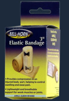"""Bell-Horn 3"""" Elastic Bandage with Clip Lock"""
