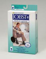 Jobst for Men 20-30 mmHg Closed Toe Thigh Highs