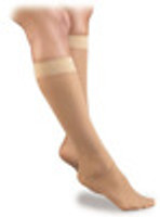Activa Knee High Anti-Embolism Stockings With Closed Toe 18 Compression
