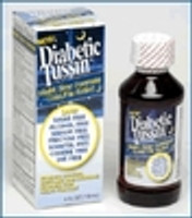 Diabetic Tussin Liquid Nite Time Formula 4oz