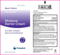 Baza Protect Skin Protectant Moisture Barrier Cream