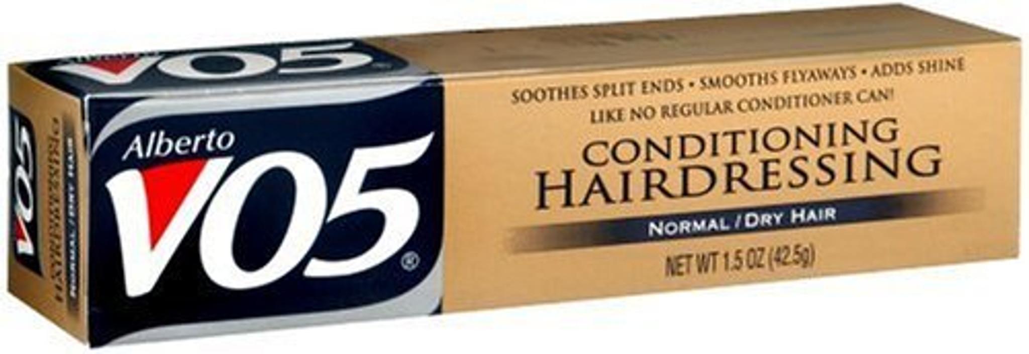 Alberto VO5 Hairdressing for Normal & Dry Hair 1.5 Oz