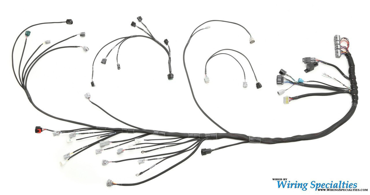Rx7 Wiring Harness Diagram Essig Wire Drawing Specialties 1jzgte Vvti Pro For Mazda Fd3c