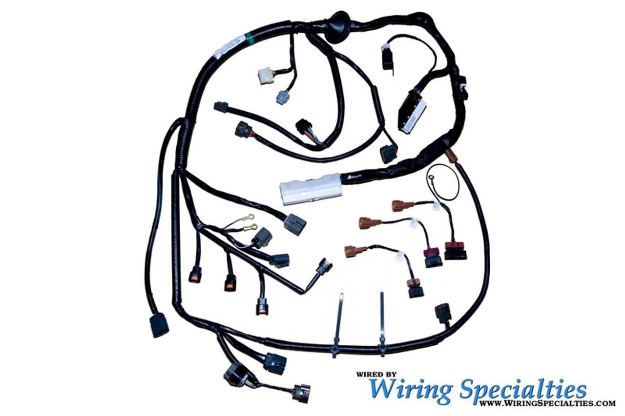 wiring specialties s13 sr20det swap harness combo for nissan 240sx wiring specialties s13 sr20det swap harness combo for nissan 240sx s14