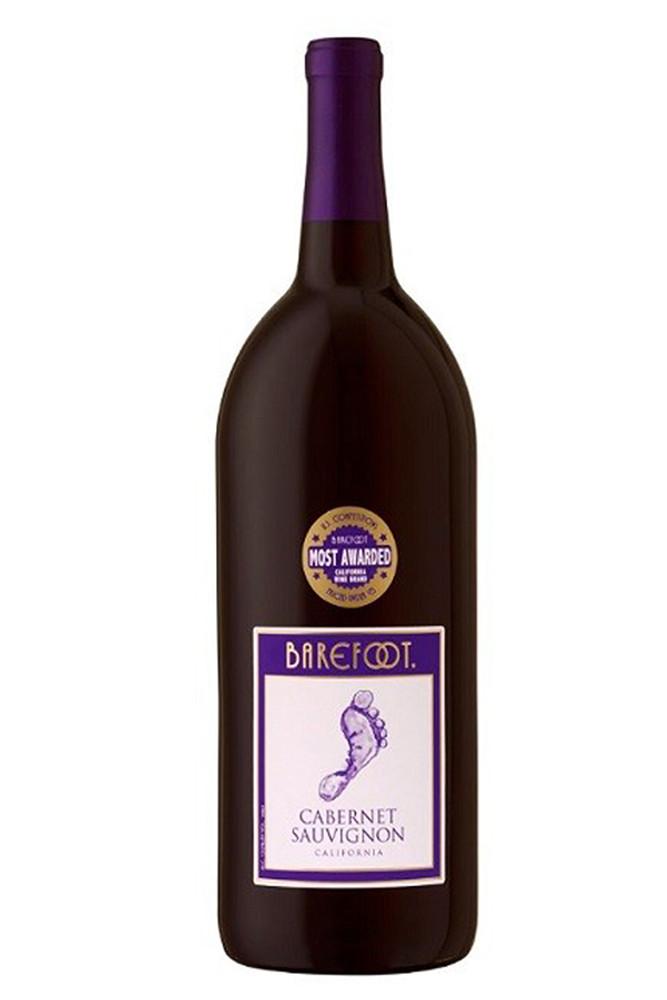 Barefoot Cabernet Sauvignon 1.5L