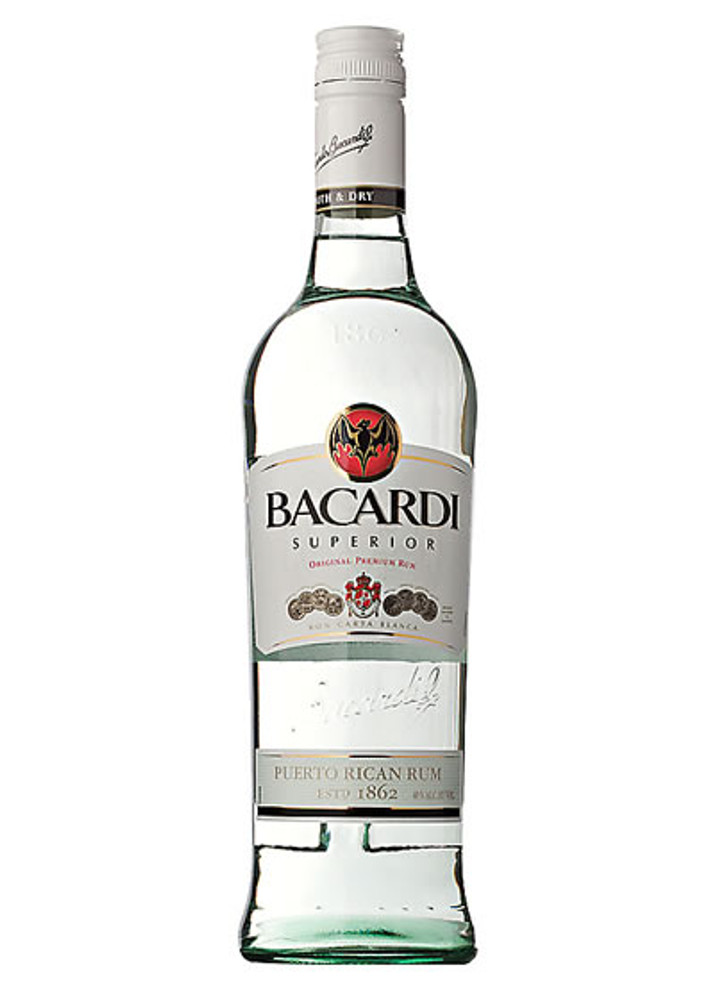 BACARDI SILVER RUM LTR for only $15.99 in online liquor store. |Bacardi Silver Rum
