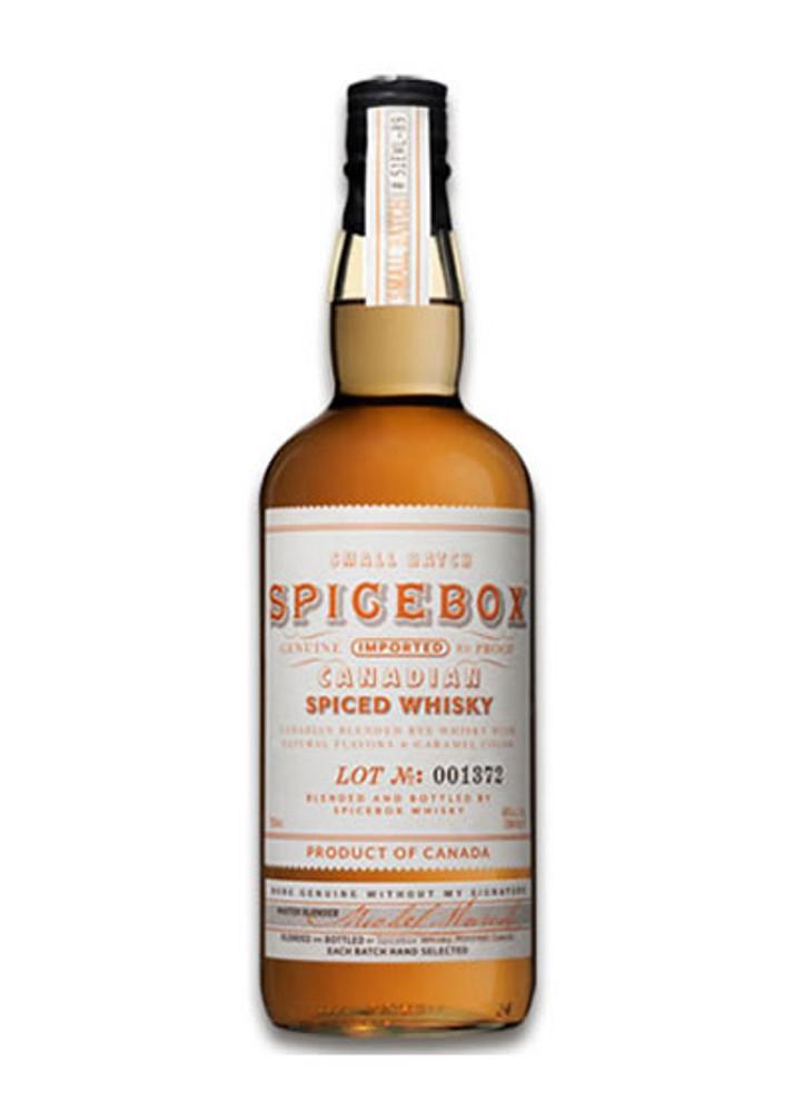 Spicebox Spiced Whiskey
