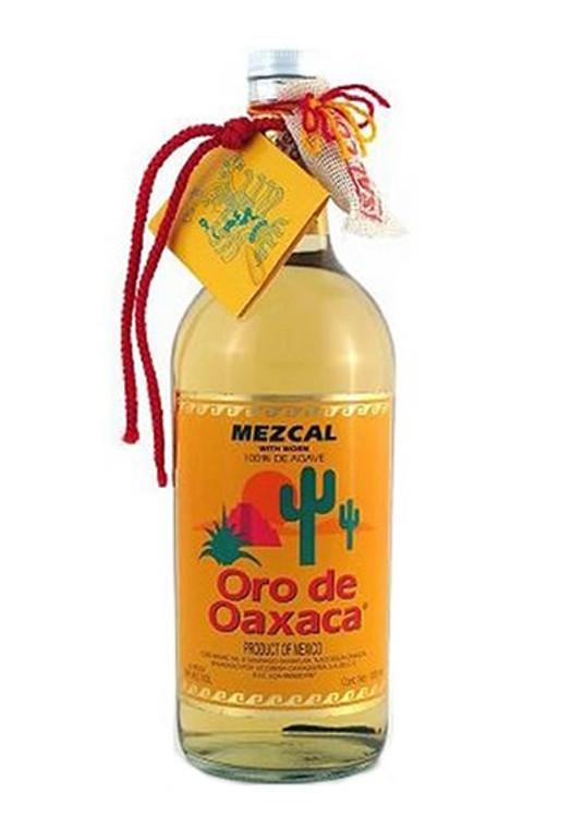 Oro De Oaxaca Mezcal
