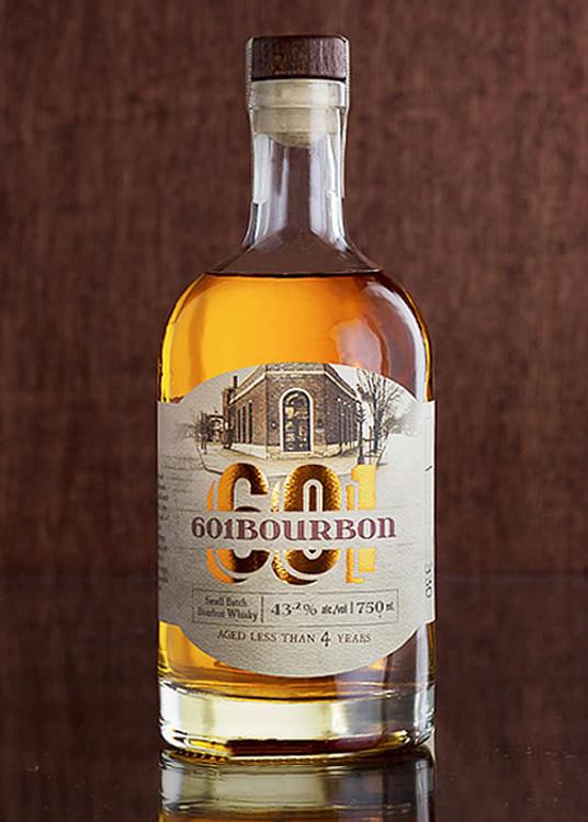 Adirondack Distilling 601 Bourbon 750ML
