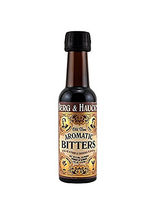 Berg & Hauck's Old Time Aromatic Bitters 4OZ