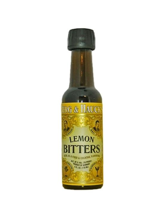 Berg & Hauck's Lemon Bitters 4OZ
