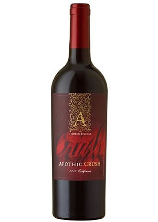 Apothic Crush Red Blend