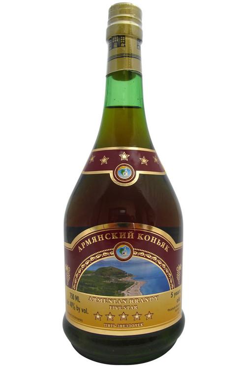 Armenian 5 Star Brandy