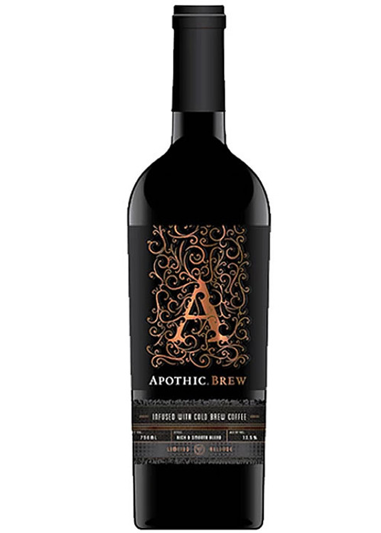 Apothic Brew Red Blend