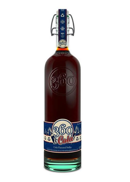 360 Cola & Vodka 750ML