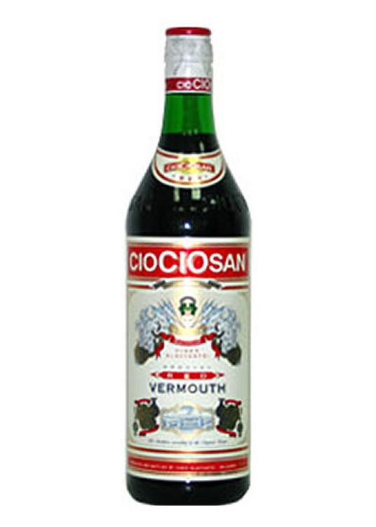 Ciociosan Red Vermouth 1L