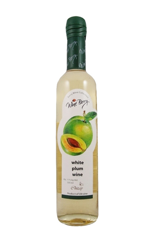 Chizay White Plum Wine 500ML