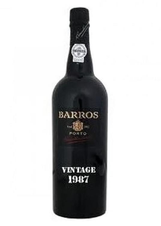 Barros Colheita 1987