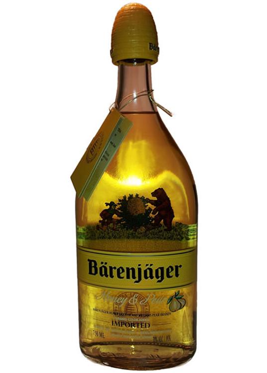 Barenjager Honey & Pear