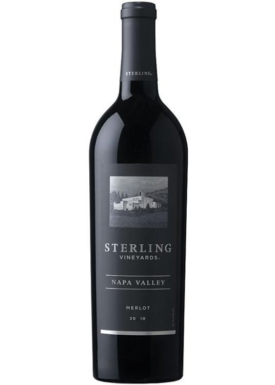 Sterling Vineyards Merlot Napa