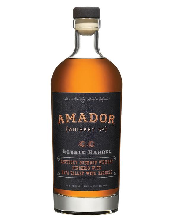 Amador Double Barrel Bourbon 750ML