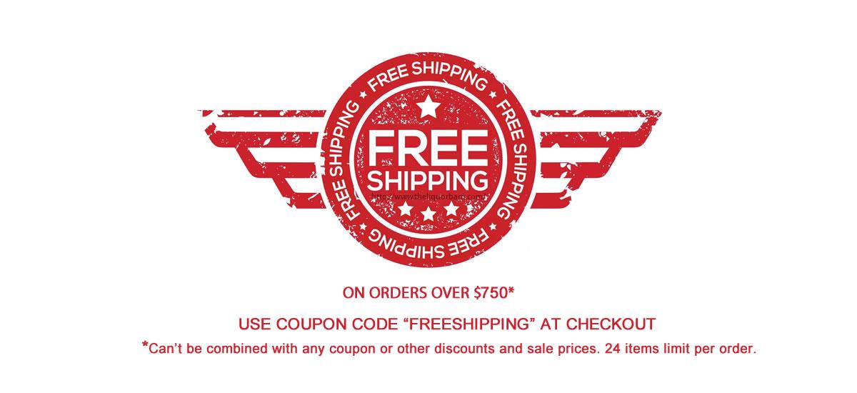 Free Shipping Limitations Apply