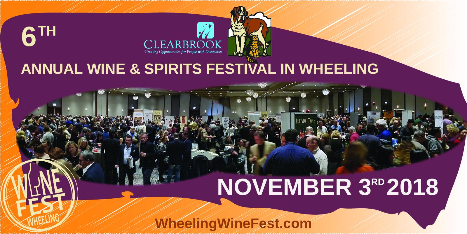 Wheeling Wine & Spirits Festival