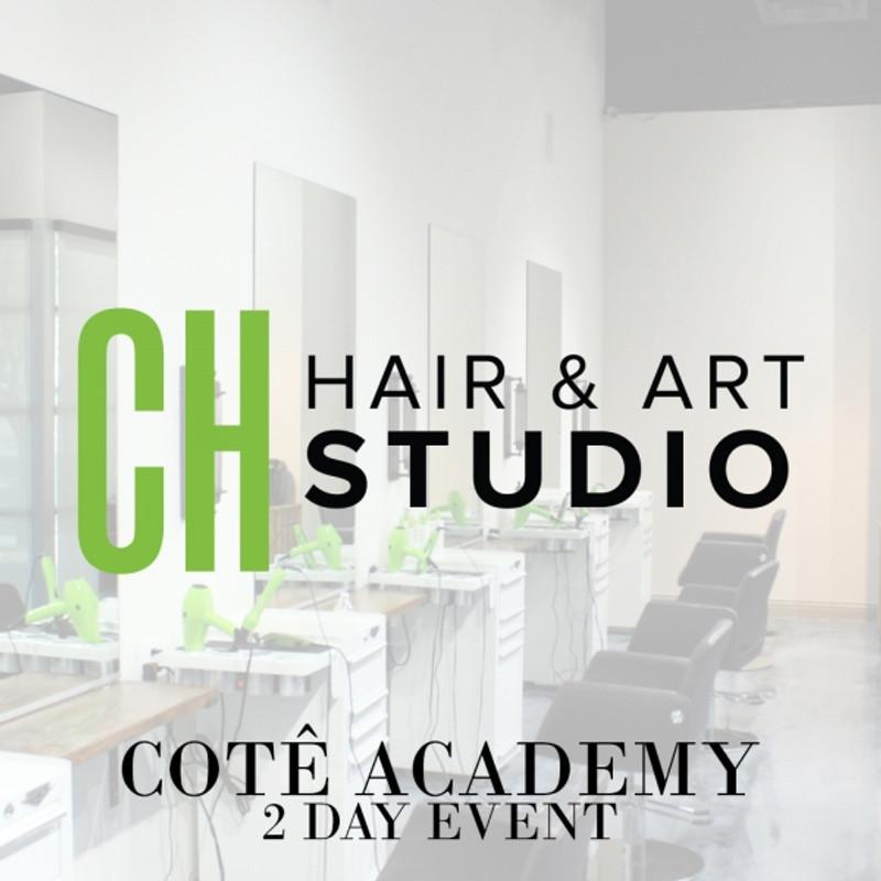 Cotê Academy September 16-17 2018