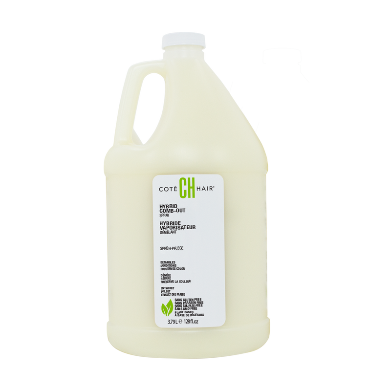 Hybrid Comb Out Spray Gallon 128oz