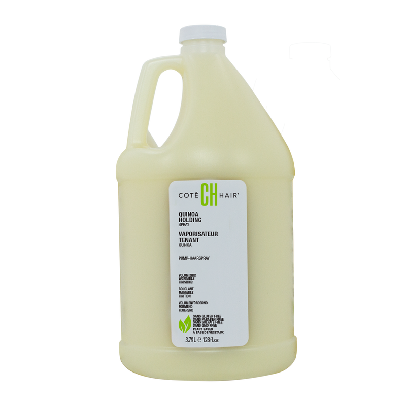 Quinoa Holding Spray 128oz