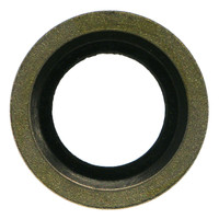 Bonded Seal with thread retainer BAC16.7 x 24.2 x 2 Sump Plug Washer