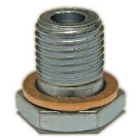 Engine Oil Sump Plug and Washer fits Fiat, Alfa Romeo, Lancia